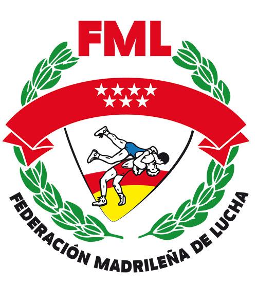Logo Federación Madrilña de Lucha