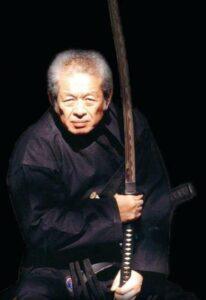 Soke Masaaki Hatsumi Bujinkan Ninjutsu Budo Taijutsu