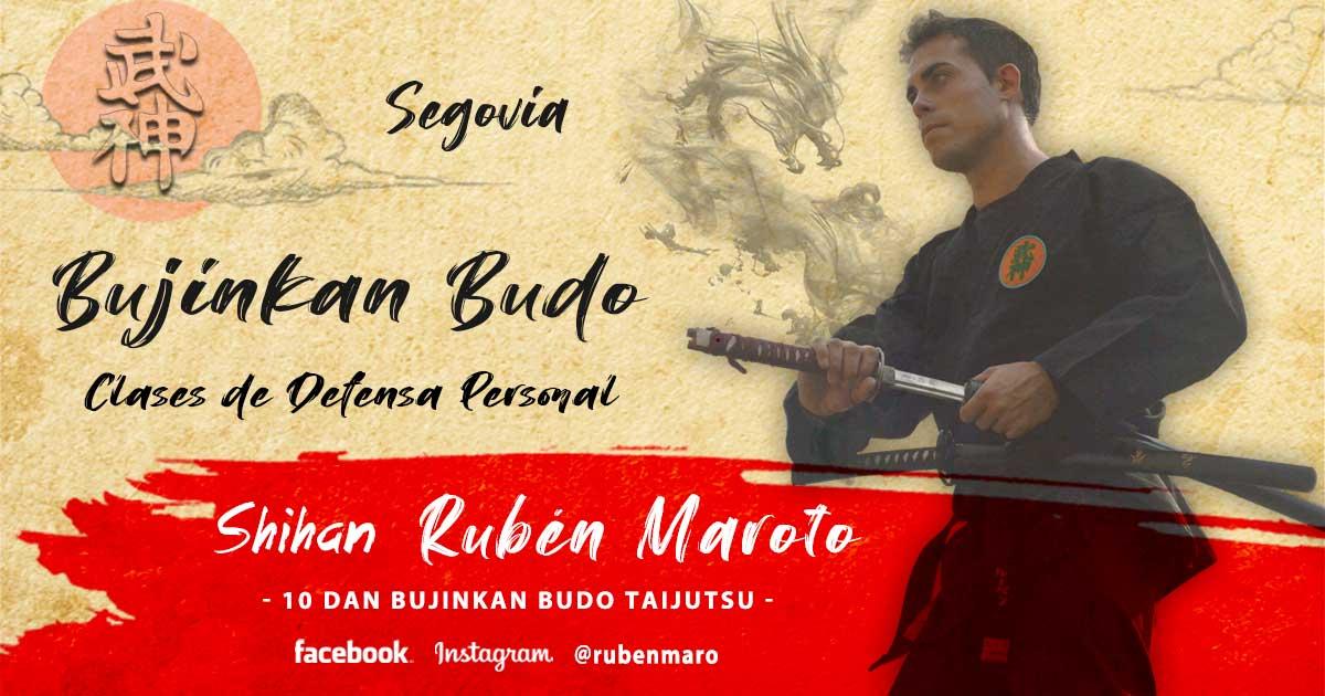 Shihan Ruben Maroto
