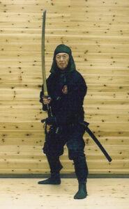 Hatsumi Masaaki Samurai