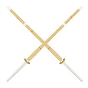 Shinai espada de Bambú